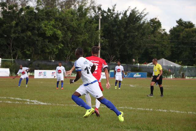 Gol de Gregory Mercado da triunfo al Atlético San Cristóbal