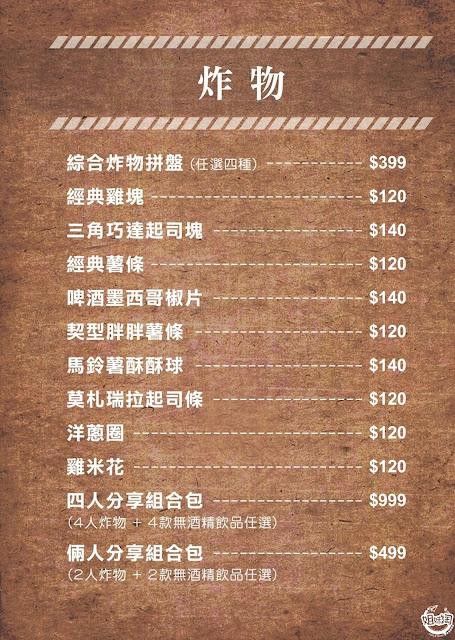 lion義式餐酒館菜單-三民區餐酒館美食推薦