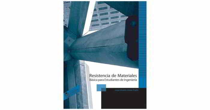 Descargar el libro Resistencia de Materiales para Estudiantes de Ingeniería - Jorge Eduardo Salazar Trujillo