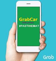 Promo GrabCar PASTIHEMAT