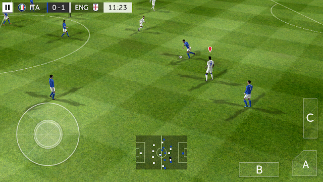First Touch Soccer 2015 Football Games Android