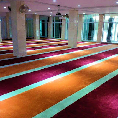 Karpet Masjid Istana