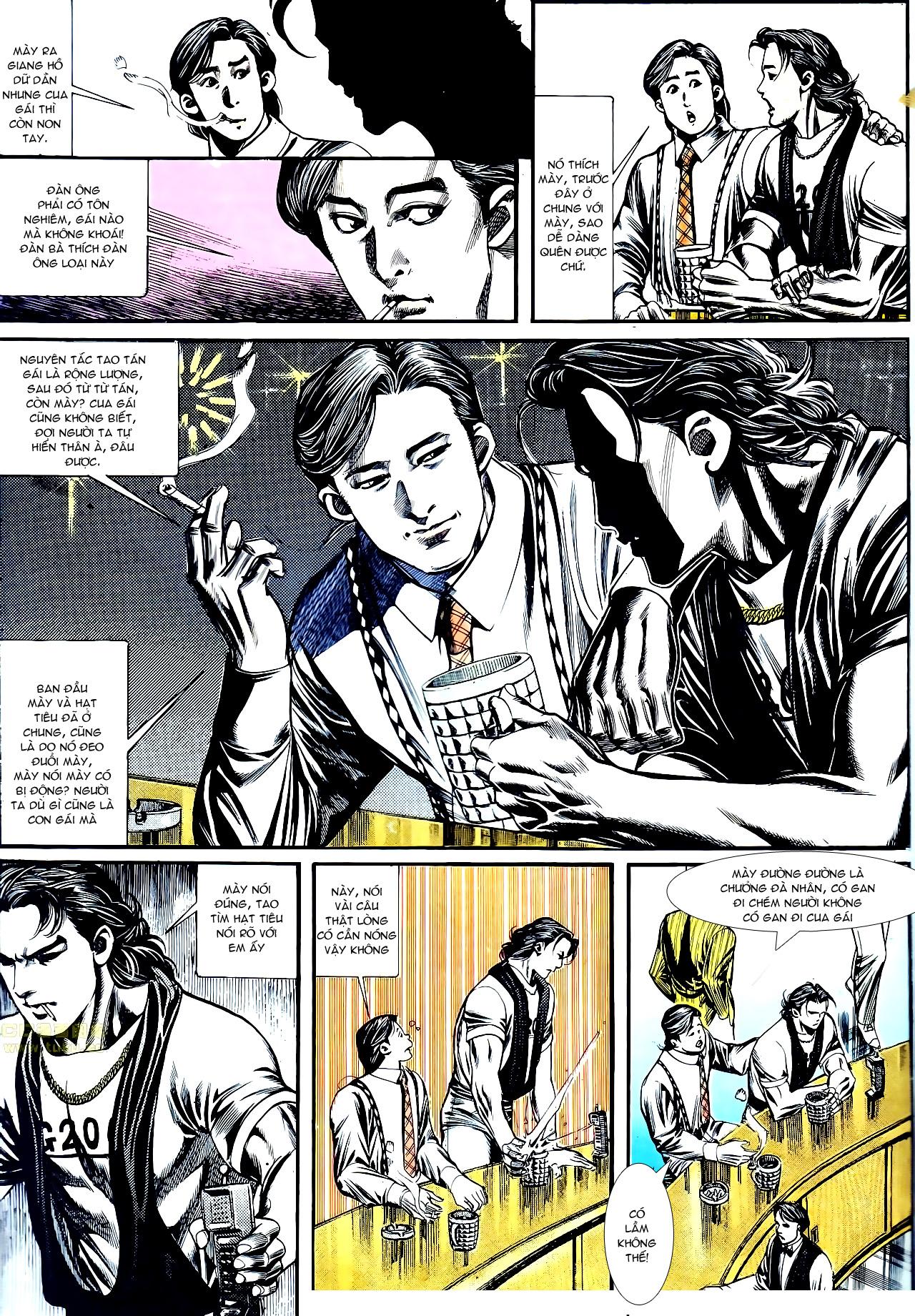 Người Trong Giang Hồ chapter 137: yêu nhất là ai trang 26