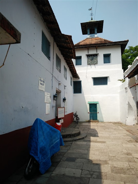 fort kochi pardesi synagogue