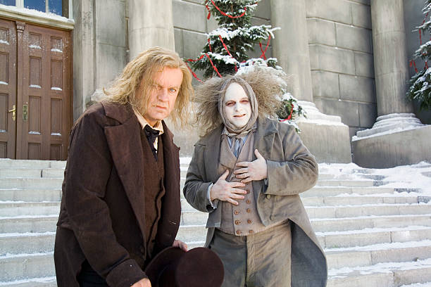 FILMY KOSTIUMOWE: A Christmas Carol: The Musical (TV 2004)