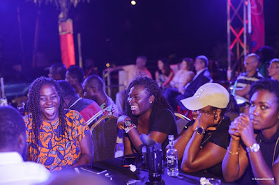 Okyeame Kwame receives plaudits at 'OK Stripped' concert