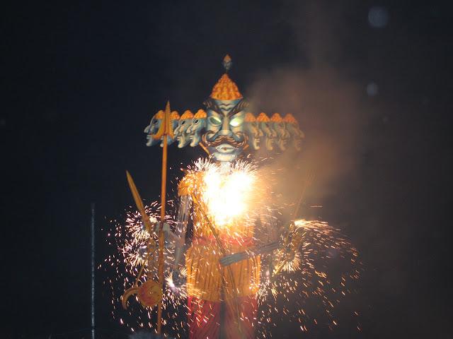 Dussehra in Uttar Pradesh