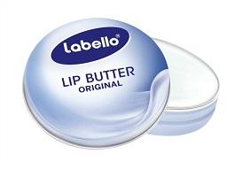 Prueba la protección para los labios de Labello