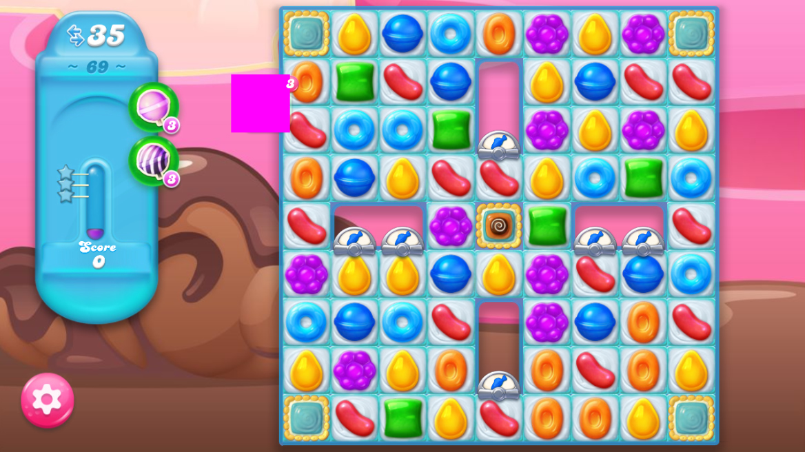 Candy Crush Jelly Saga 69