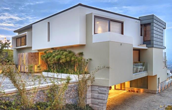 Arquitectura casaval agua luz y naturaleza costa rica for La casa moderna