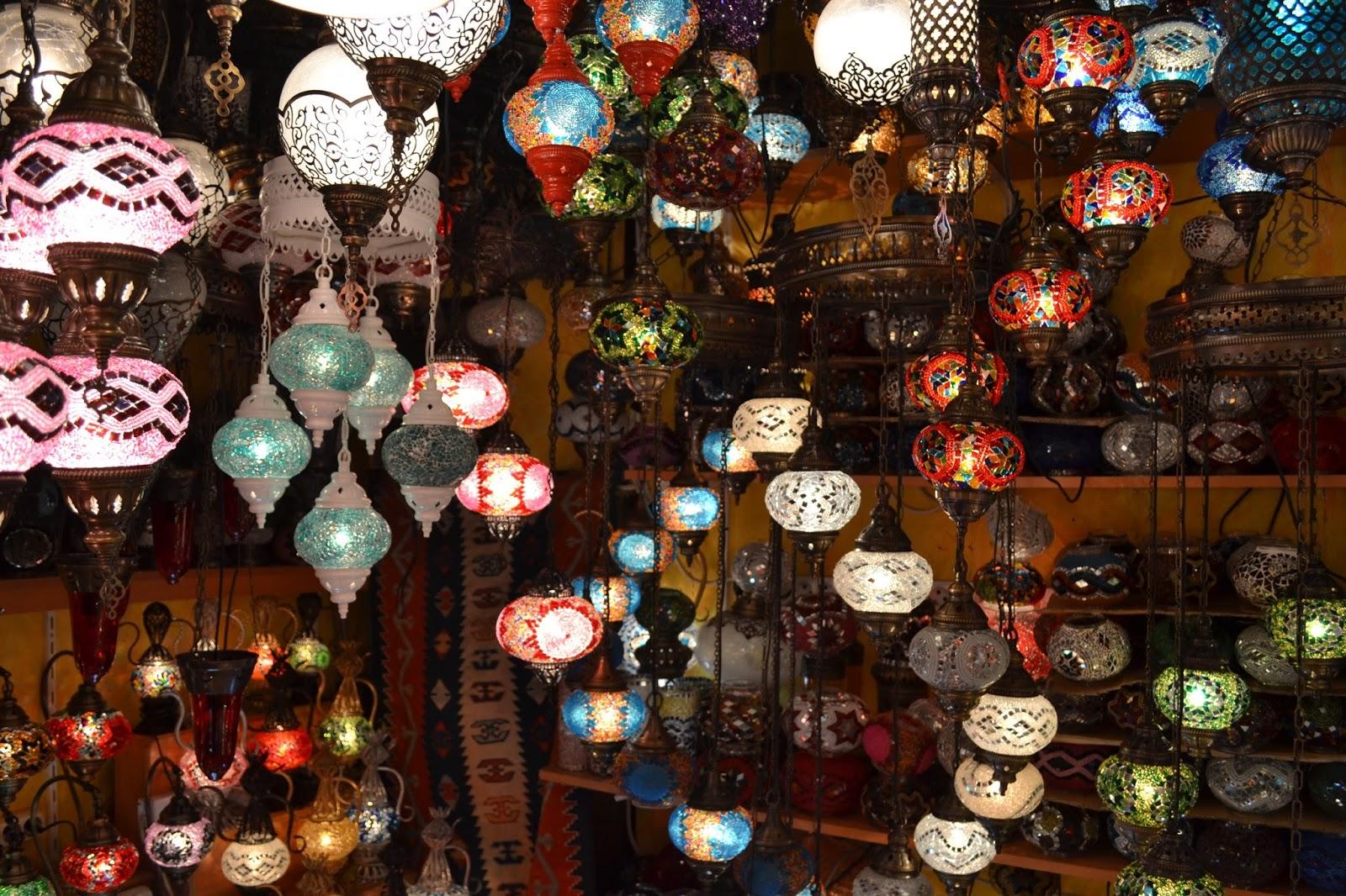 Istanbul, Turquie, grand bazaar