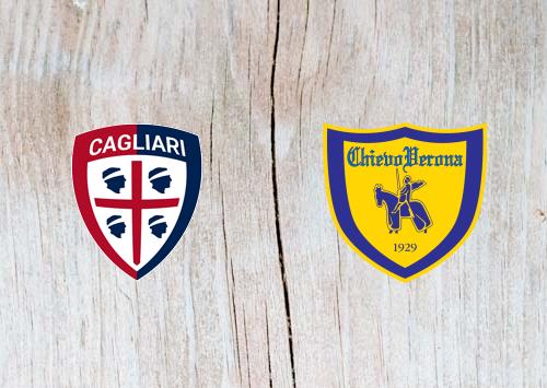 Cagliari vs Chievo - Highlights 28 October 2018