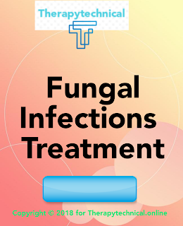 Skin fungal fungal infection treatment