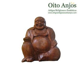 Buda Hotei - Buda Feliz