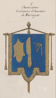 Bannière des Chamoiseurs d'Auvergne