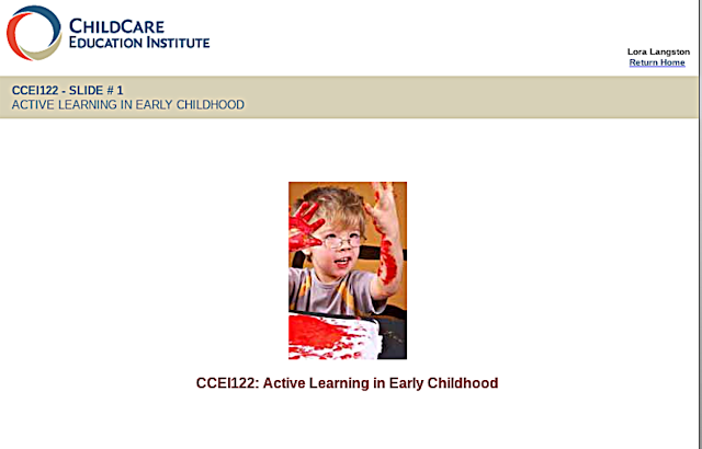Active Learning in Preschool Early Childhood Education