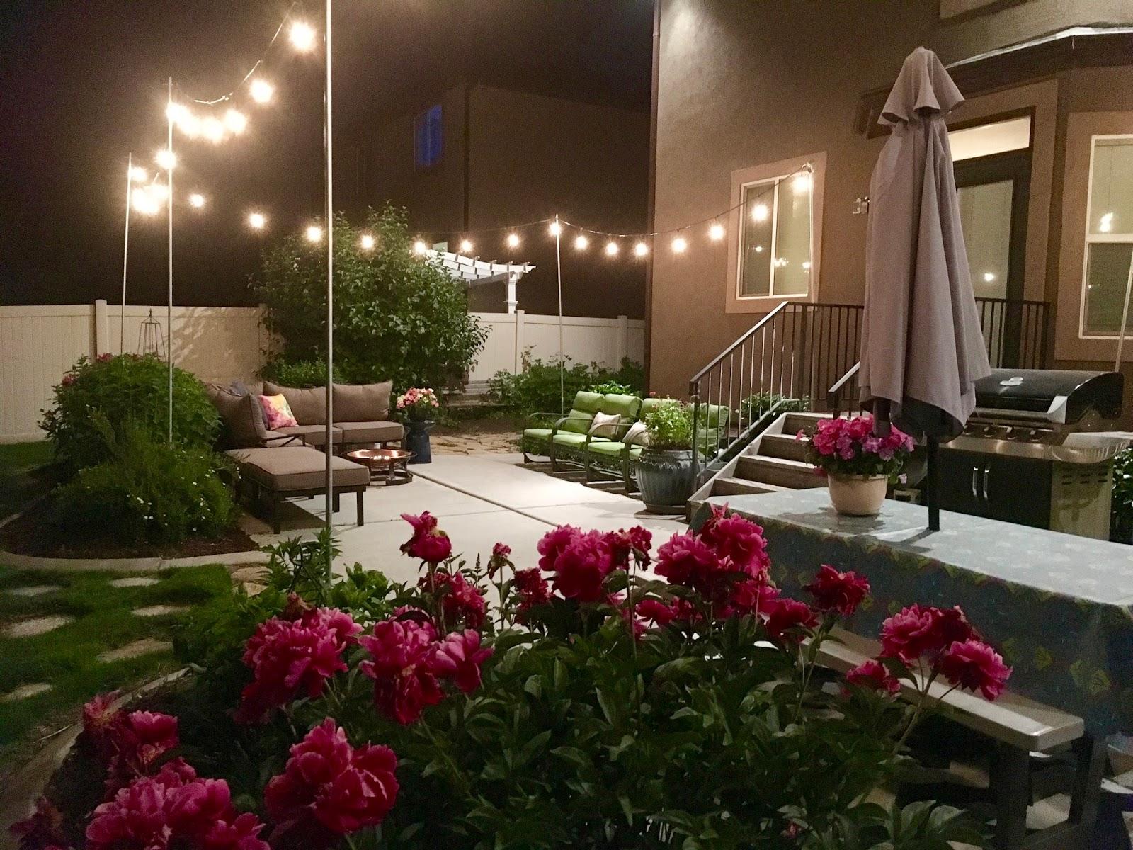 restlessrisa outdoor yard lights for under 150