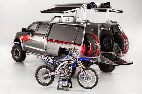 2013 SEMA Toyota Tundra Motocross