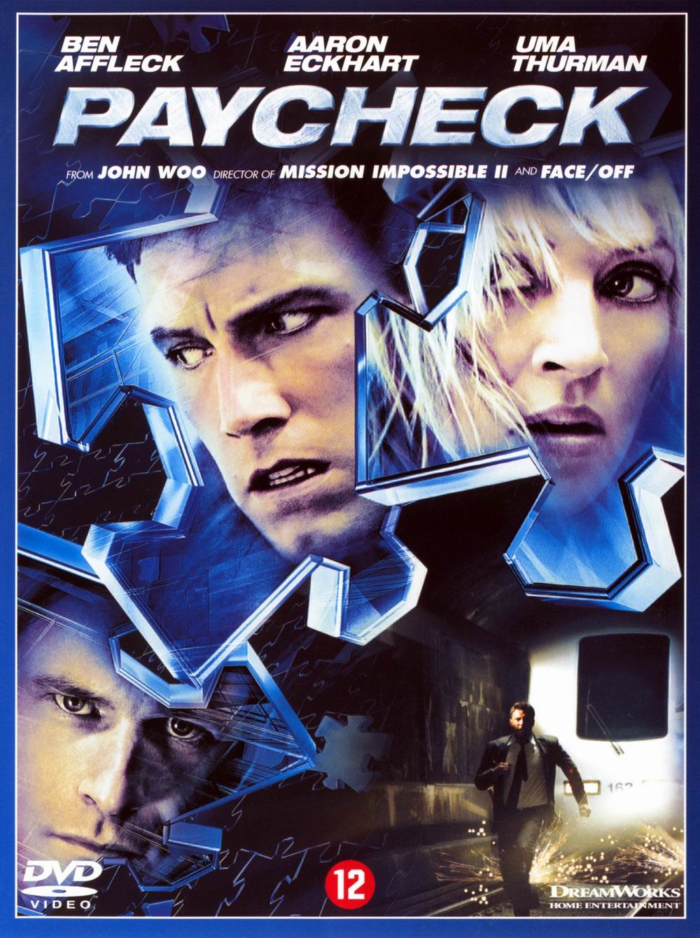 Movies on DVD and Blu-ray: Paycheck (2003)