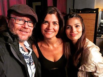 Soledad Villamil, Sara Sálamo, Santiago Segura, actores, argentina, españa