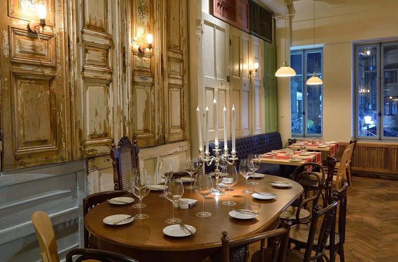 Cinco ideas de c mo hacer tus paredes con muebles for Como crear un restaurante
