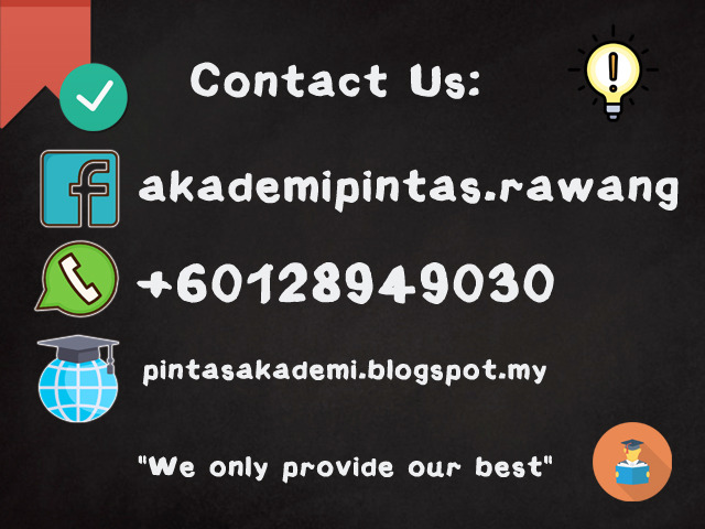 Akademi Pintas Contact Us