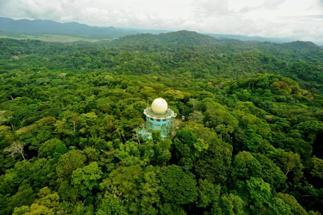 Park Narodowy Soberania w Panamie