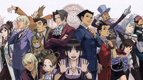 Ace Attorney Soundtrack