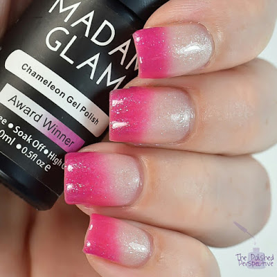 madam glam award winner swatch