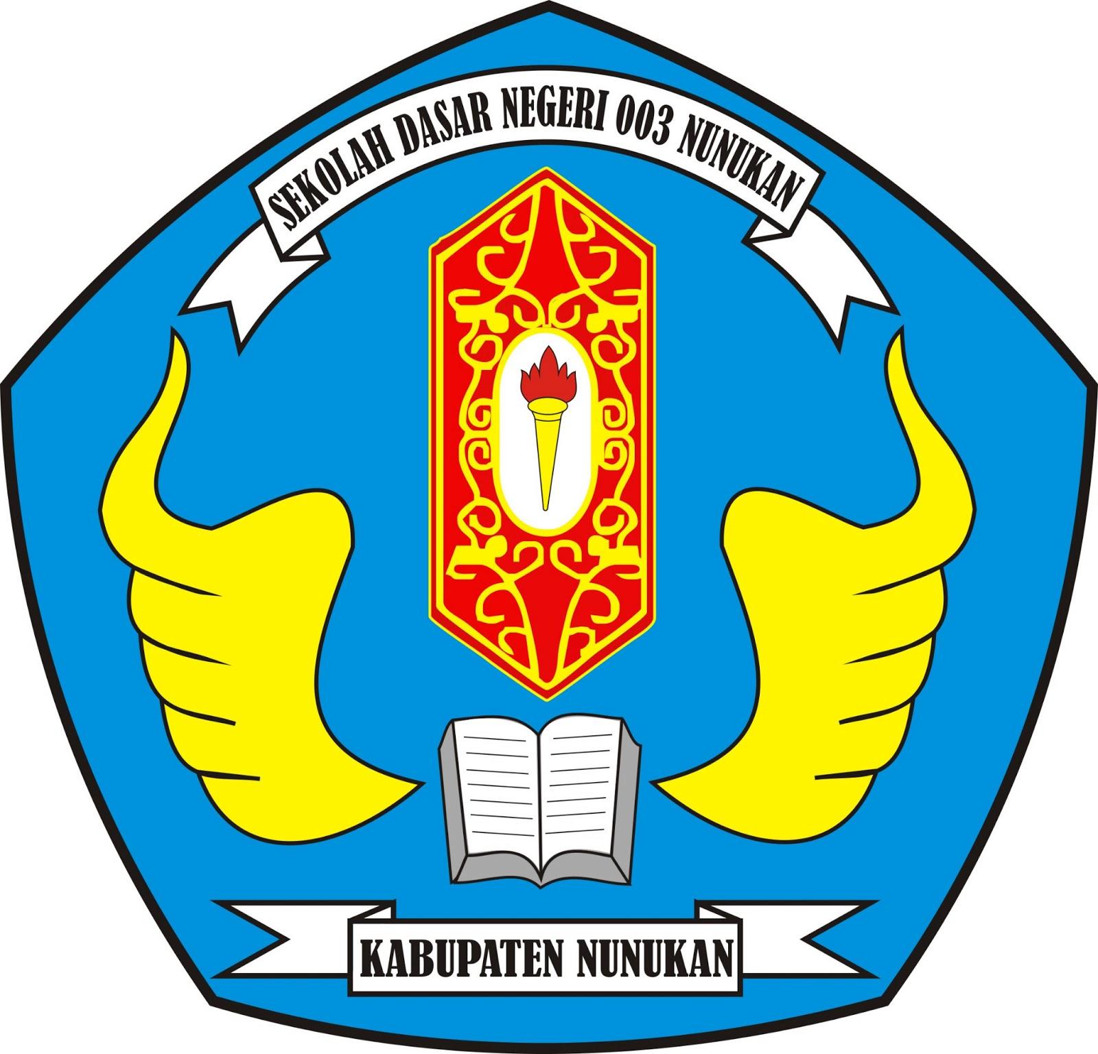 Sdn 003 Nunukan Logo Sdn 003 Nunukan
