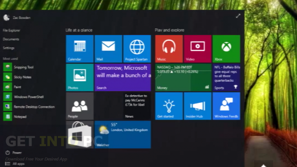 Windows 10 Build 10074 ISO Free Download
