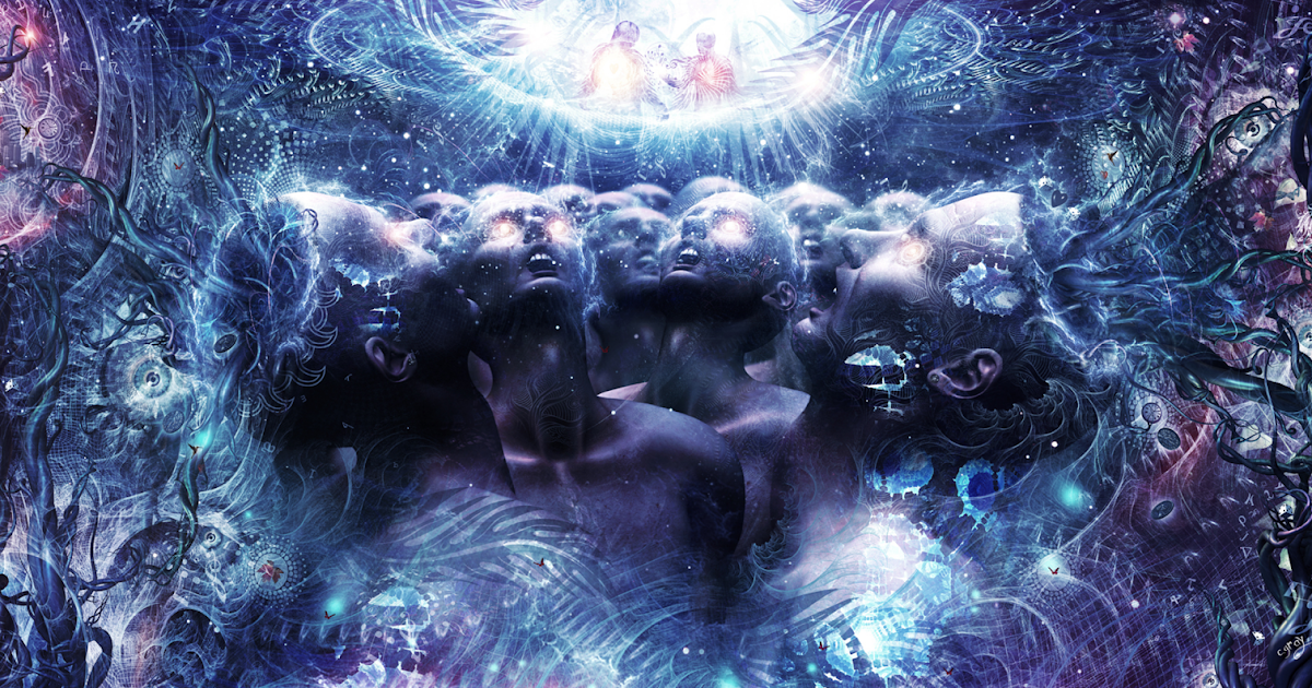 Ego Death: The Obliteration of the Self and the Experience ...