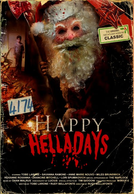 HAPPY HELLADAYS DVD Available Now!!!