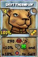 Wizard101 Level 98 Balance Spell - Khrysalis Part 2 - Shift Thornpaw