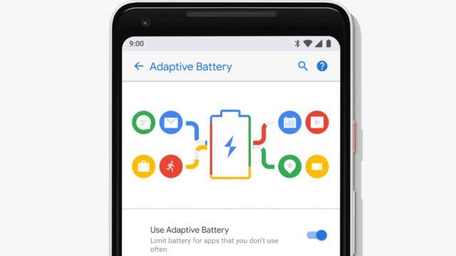 google artificial intelligence battery