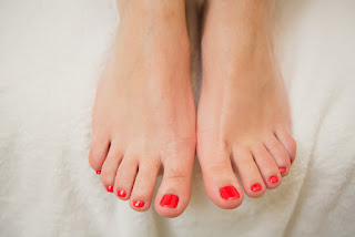 Toes dream meaning