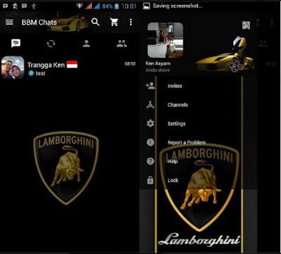 BBM Mod Tema Terbaru Otomotif v2.13.0.26