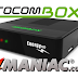 Tocombox Energy HD Atualização V1.033 - 03/08/2017