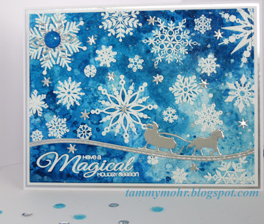 Magical Holiday - My Christmas Cards