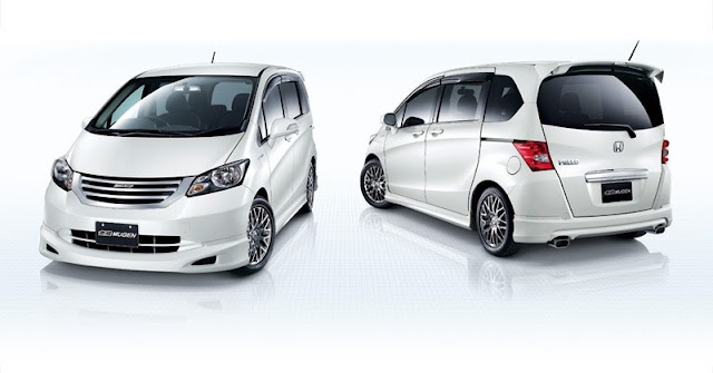 Gambar Honda Freed