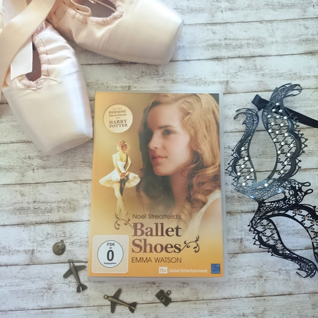 [Film Friday] Ballet Shoes