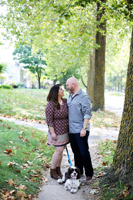 des moines engagment photographs at the art center