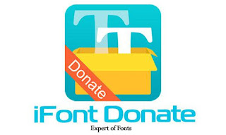 iFont Donate