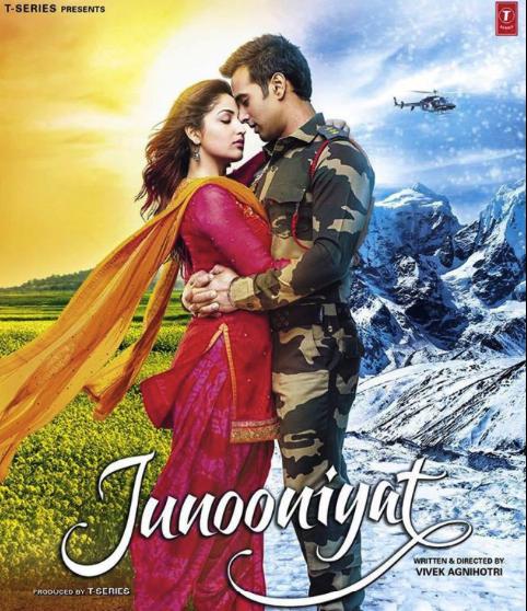 Junooniyat Official Trailer 2016 | Pulpit Samrat  | Yami Gautam