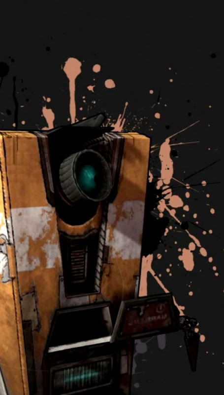 Borderlands Wallpaper Android Phone Mobile Wallpapers