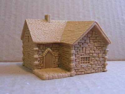 7110 Stone Corner House, Tiled