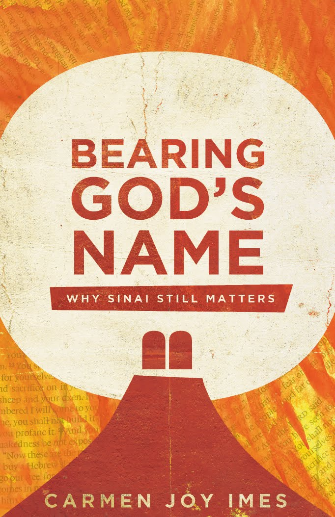 Bearing God's Name (IVP)