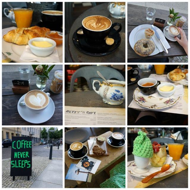 Top 3 Berlin Breakfasts