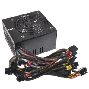Power Supply for Cheap $500 PC Build 2017