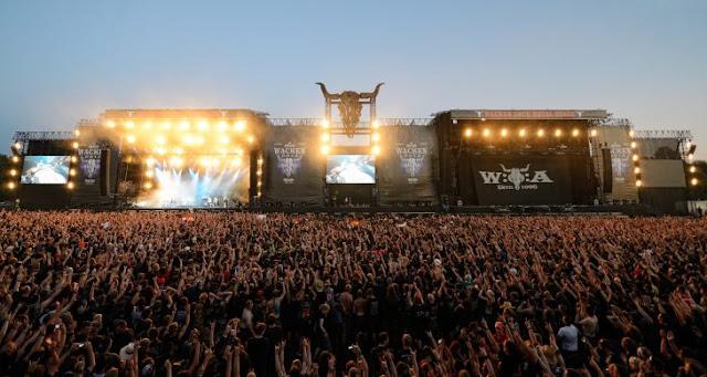 Festival de metal en Alemania instalará un 'cervezoducto'… ¡La cerveza saldrá de la tierra!